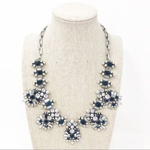 Banana Republic Sapphire Statement Necklace
